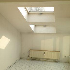 Alte Dachfenster waren nicht mehr reparabel und ungünstig eingebaut