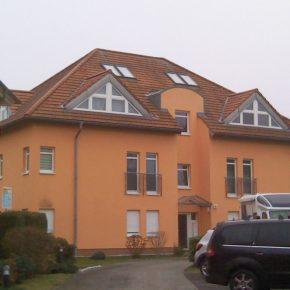 Prüfung Dachfenster Infrarot