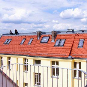 Roto Dachfenster sowie Flachdachfenster